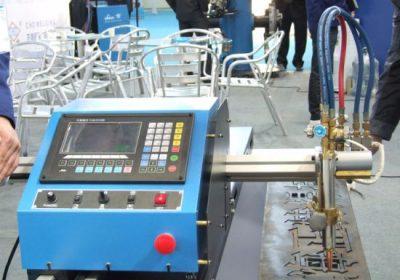 Gantry Type Կրկնակի ղեկավարվող CNC Ֆլեյմի Plasma Cutting Machine վաճառքի
