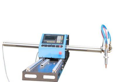 շարժական պլազմային խողովակների կտրող մեքենա մետաղական թուփի եւ խողովակների համար