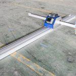 Factory supply Gantry ընթրիք ուժեղ cnc պլազմային խողովակ կտրող մեքենա