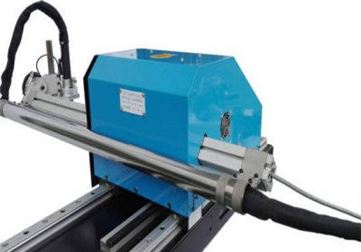 Gantry տեսակի CNC պլազմայի կտրում մեքենա, պողպատե ափսե կտրում եւ հորատման մեքենաներ գործարանի գինը