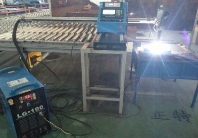 Automatic Gantry տեսակի CNC պլազմային կտրող մեքենա / թիթեղներ մետաղական պլազմային դանակ