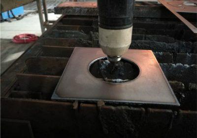 Գործարանի մատակարարման 2000 * 3000mm 2030 cnc պլազմային կտրող մեքենա խողովակի համար
