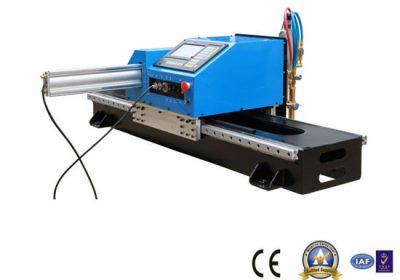 էժան cnc մետաղական կտրող մեքենա լայնորեն օգտագործված կրակի / պլազմային cnc կտրելու մեքենայի գինը