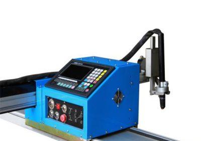 Cheap Price 1325 CNC Պլազմա կտրում մեքենա THC պողպատե