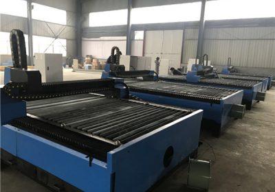 CNC PORTABLE ավտոմատ խողովակների պլազմային կտրող մեքենա