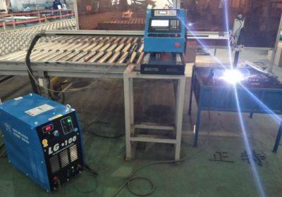 Gantry տեսակի CNC պլազմային կտրում եւ պլազմա կտրում մեքենա, պողպատե ափսե կտրում եւ հորատման մեքենաներ գործարանի գինը