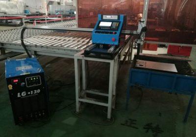 Մեծածախ CNC խողովակի պլազմային կտրող մեքենա