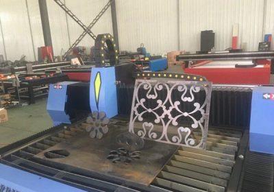 Տաք վաճառքի աղյուսակ տեսակը մեքենա պլազմային CNC կտրում մեքենա