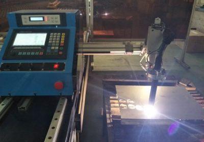 Ածխածնի մետաղական խողովակ CNC պլազմային խողովակների կտրող մեքենա