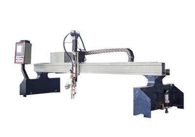 Դյուրակիր CNC պլազմային կտրող մեքենա գազի դանակ