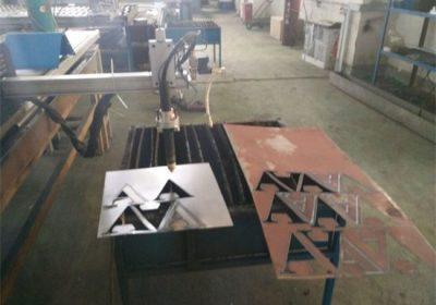 Cnc պլազմային դանակ / քառակուսի խողովակ կլոր պողպատյա խողովակ cnc պլազմային կտրող մեքենա