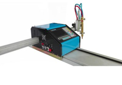 շարժական CNC պլազմային ալեհավաք կտրող մեքենա պլազմայի դանակ JX-1530